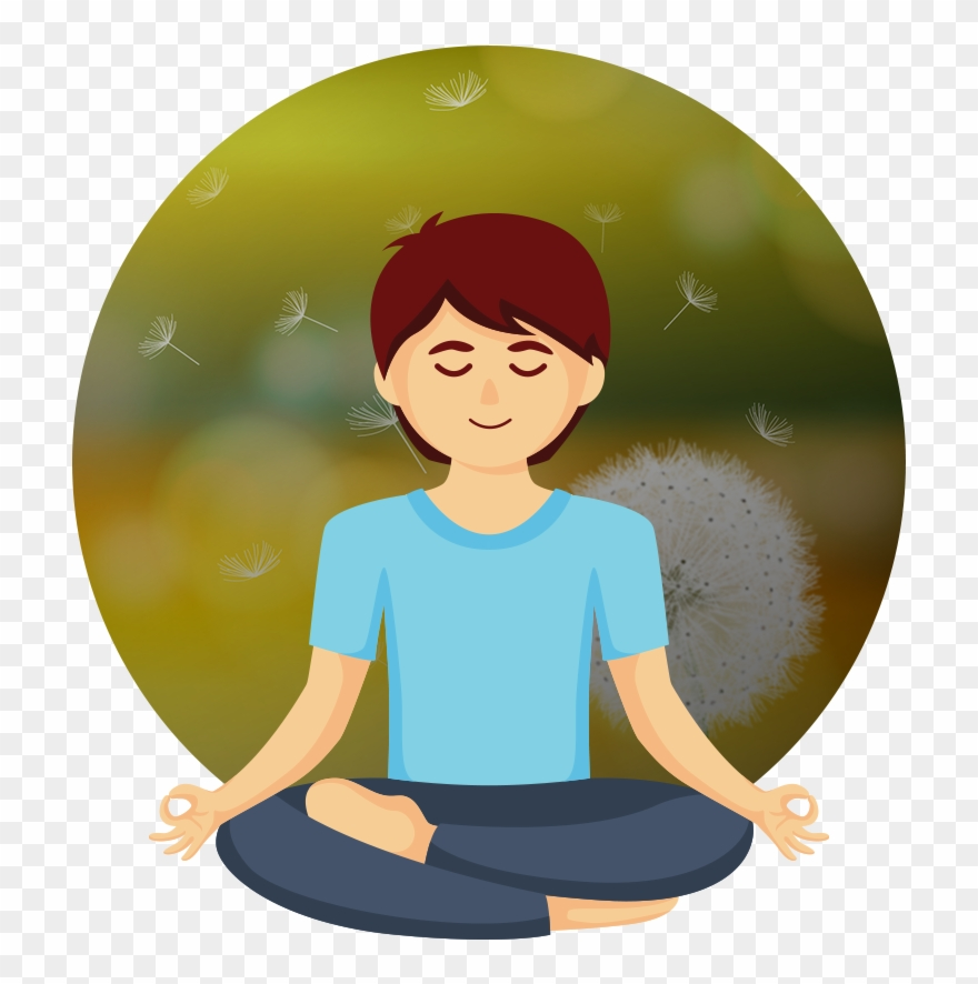 Calm clipart animated. Png free stock body