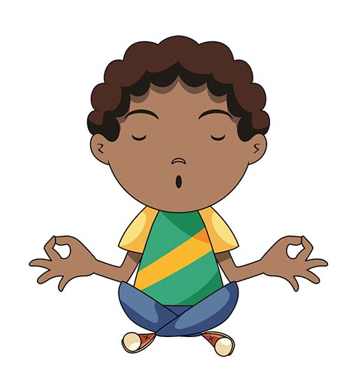 Teaching strategies to rambunctious. Calm clipart animated