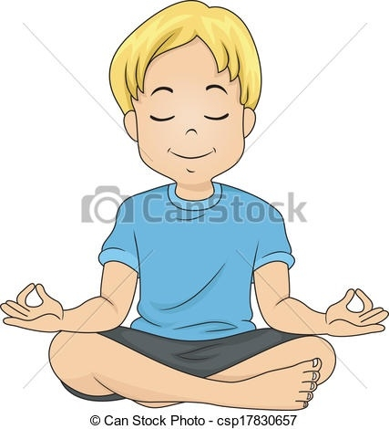 Calm clipart calm boy. In writings and essays