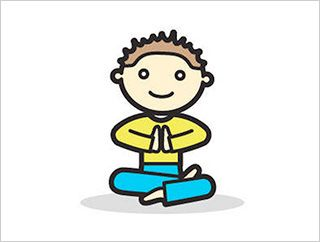 Drawinging free download best. Calm clipart calm kid