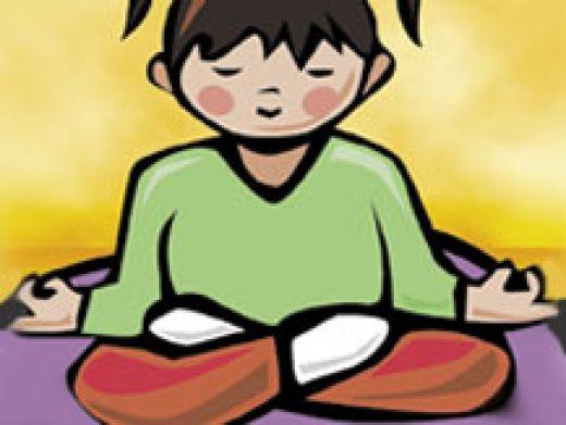 Calm clipart calm kid. Clip art library