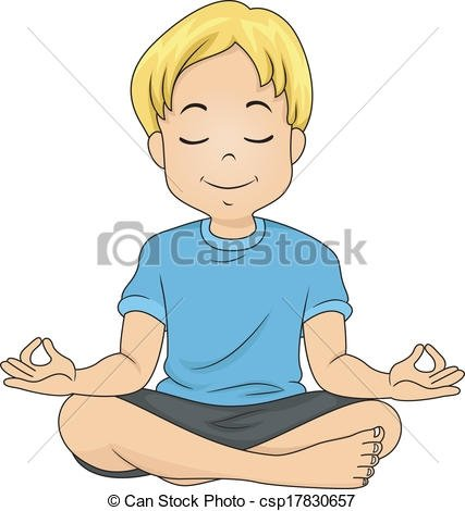 Calm clipart calm person.  collection of kid