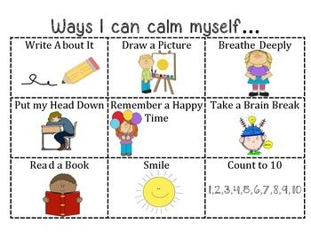 Calm clipart calm student. Safe zone in the