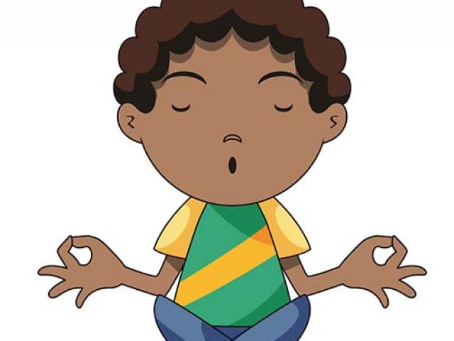 Cliparts x making the. Calm clipart calm student