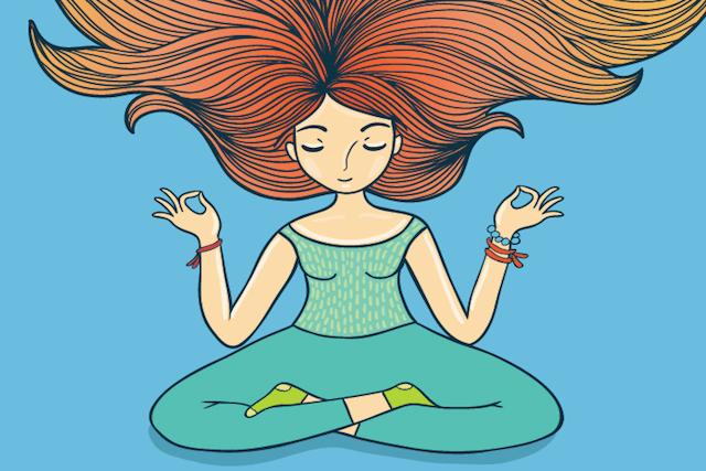 Acupuncture calgary laureen macintosh. Calm clipart calm woman