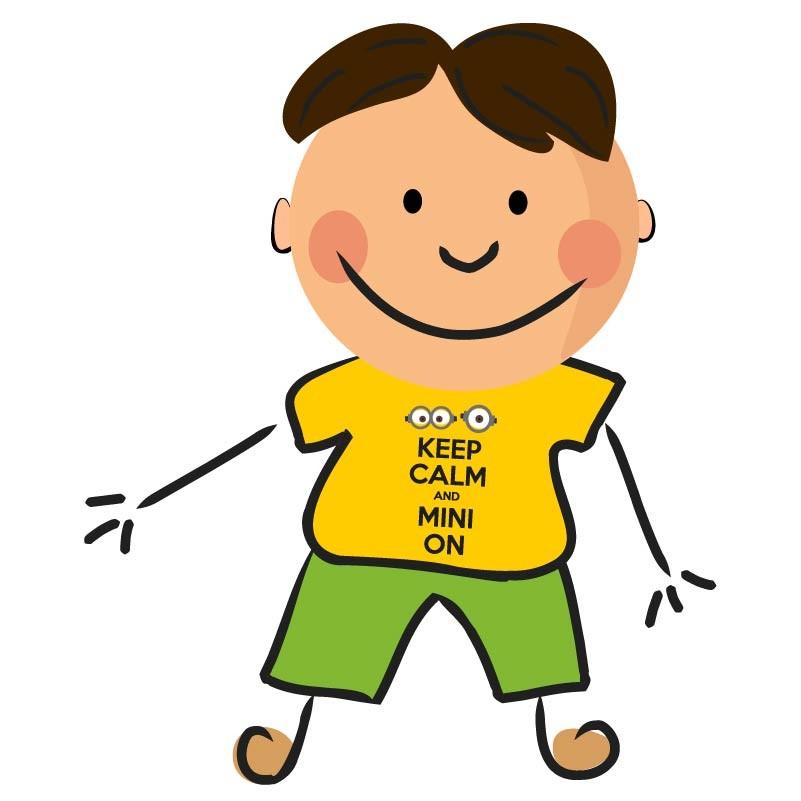 Calm clipart cartoon.  collection of boy