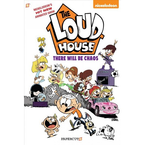 Loud house there will. Calm clipart chaos