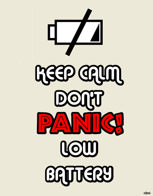 Calm clipart dont panic. Keep don t low