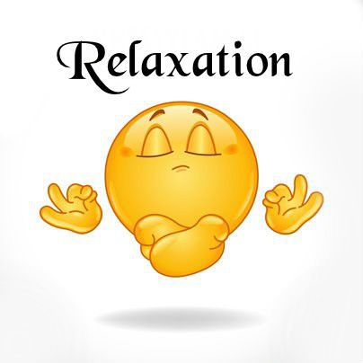 Calm clipart emoji.  images of relaxed