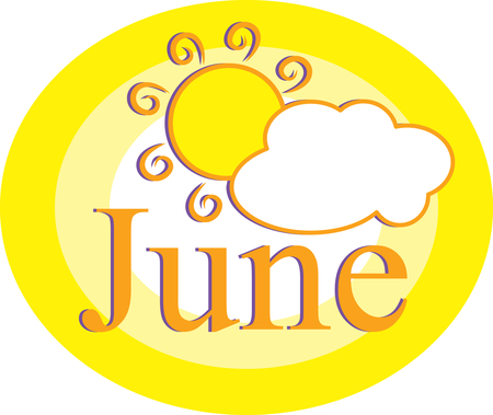 June power of gratitude. Calm clipart equanimity