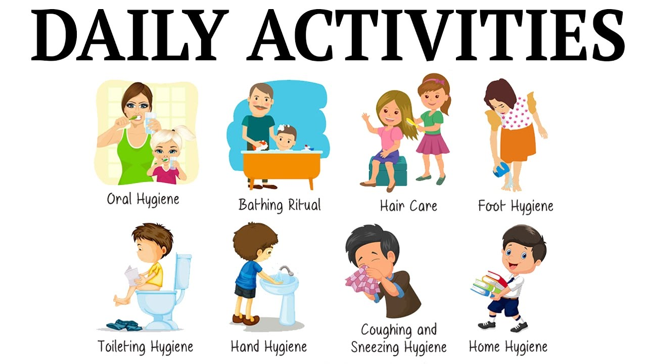 Calm clipart healthy activity.  collection of good