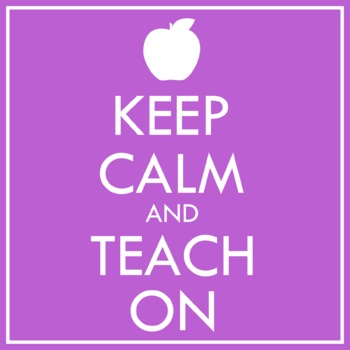 And teach on clip. Calm clipart keep calm