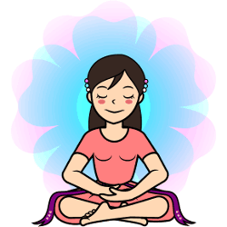 Calm clipart mindfulness. Meditation resources the conscious