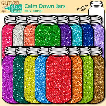 Down jars clip art. Calm clipart mindfulness