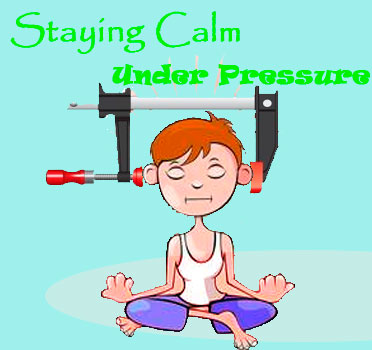 Calm clipart physical health. Learning to keep your