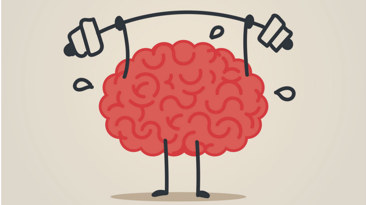 The importance of mental. Calm clipart physical health