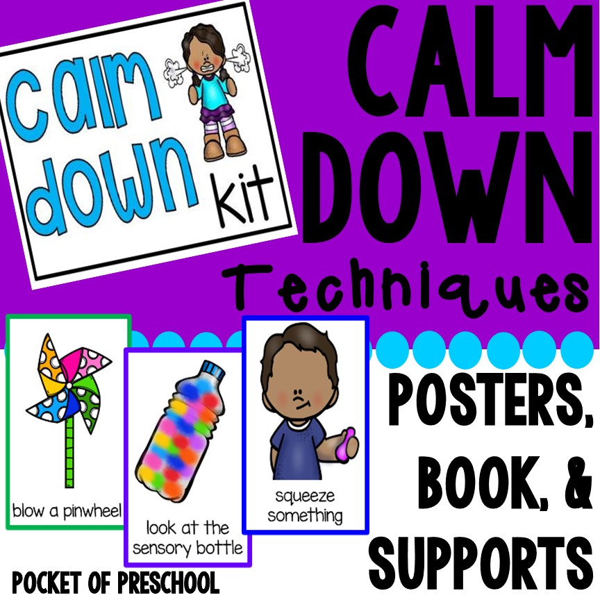 Down kit pocket of. Calm clipart preschool