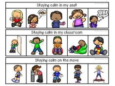 Calm clipart preschool. This is a calming