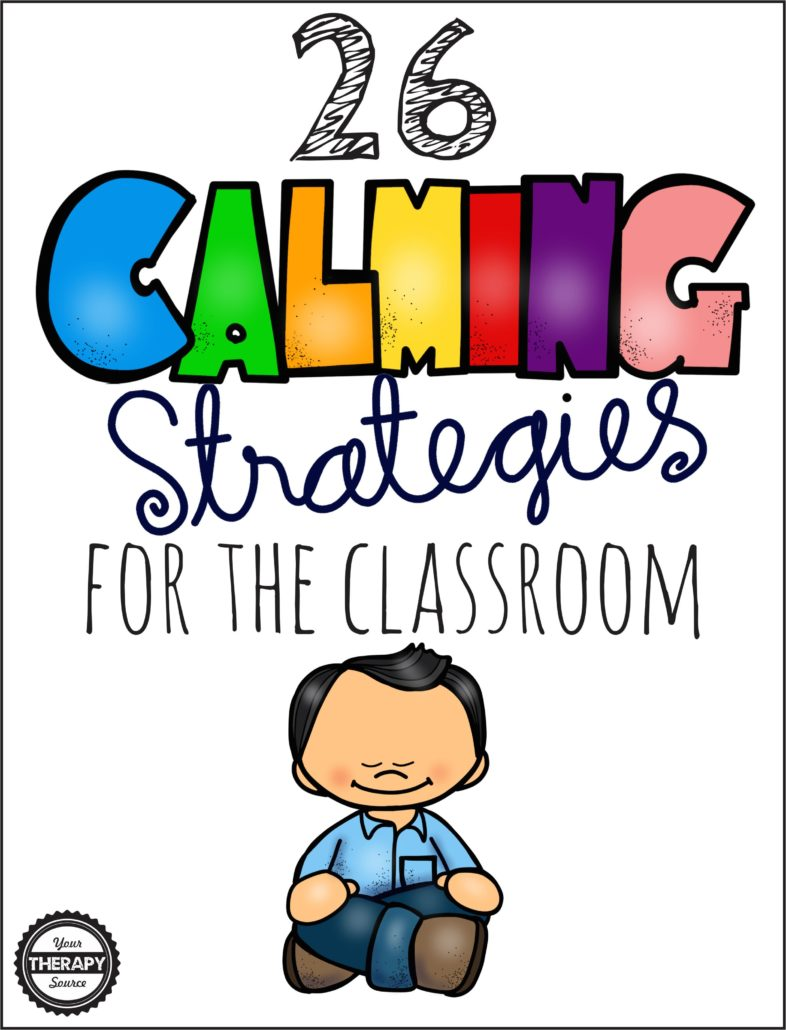 calming strategies for. Calm clipart soothing