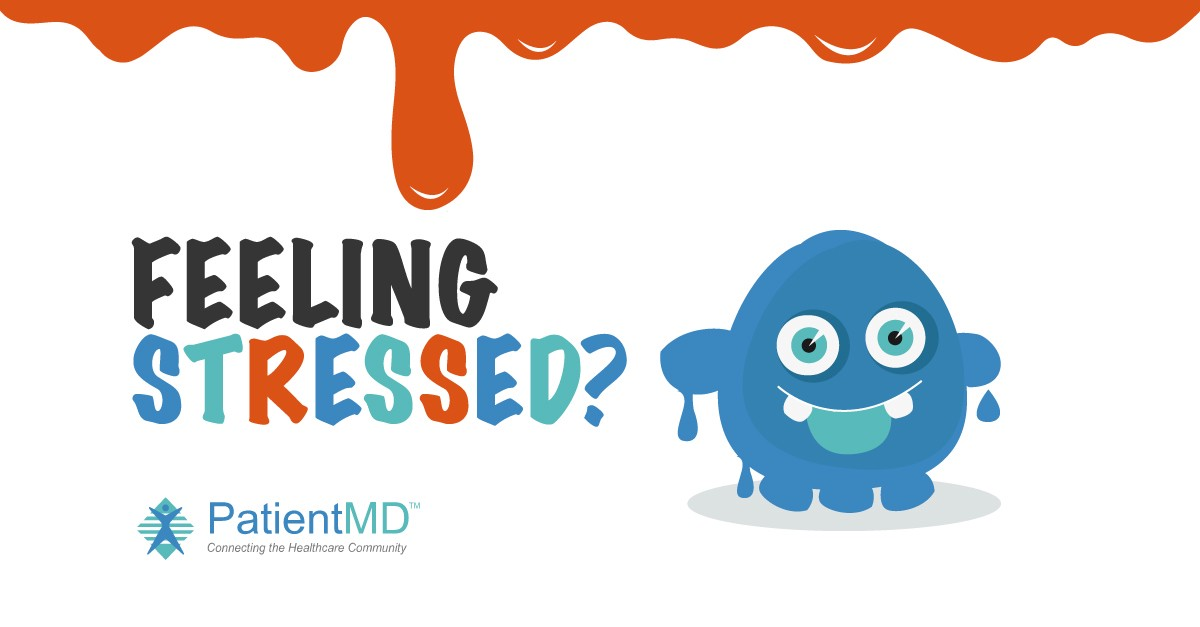 Calm clipart stress reduction. Slime for relief is