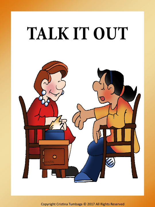 Calm clipart talk. Keep calming strategies for