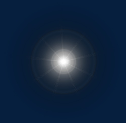 Calm clipart transparent. Round shine bright spot