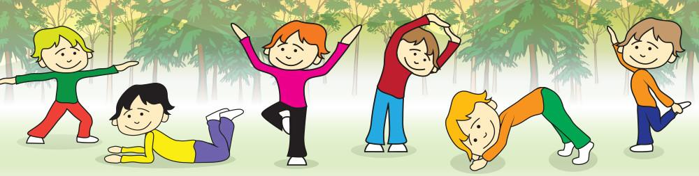 Classes confident kids or. Calm clipart yoga class