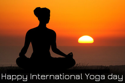 Calm clipart yoga day.  international awareness and