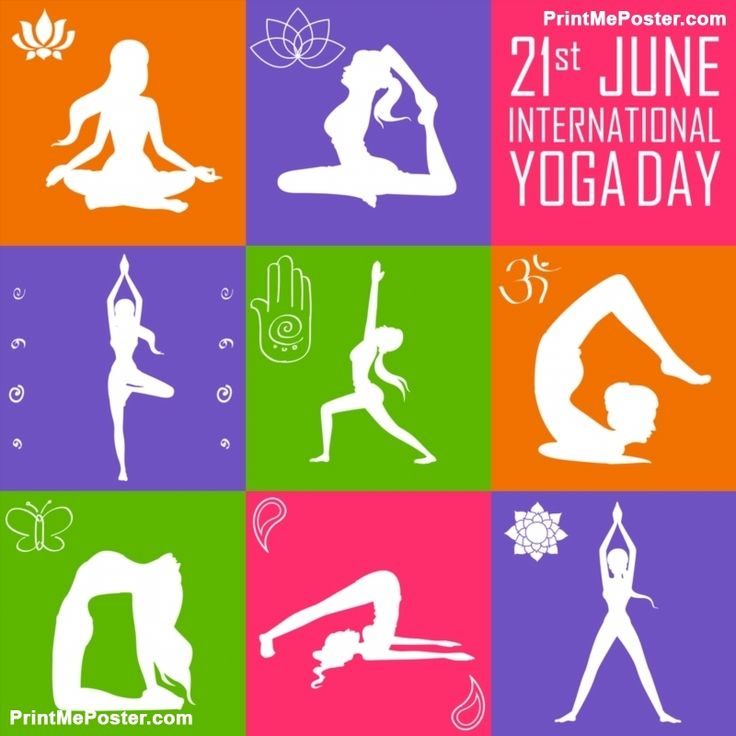 Calm clipart yoga day.  best posters images