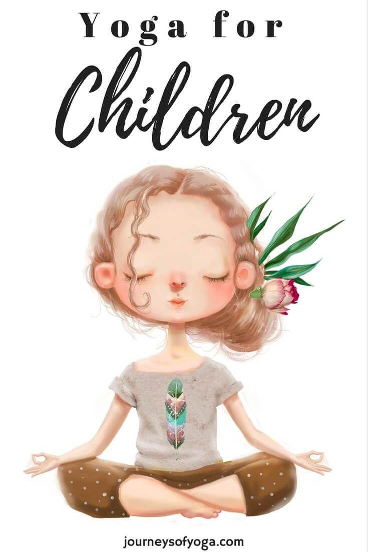 best for children. Calm clipart yoga teacher