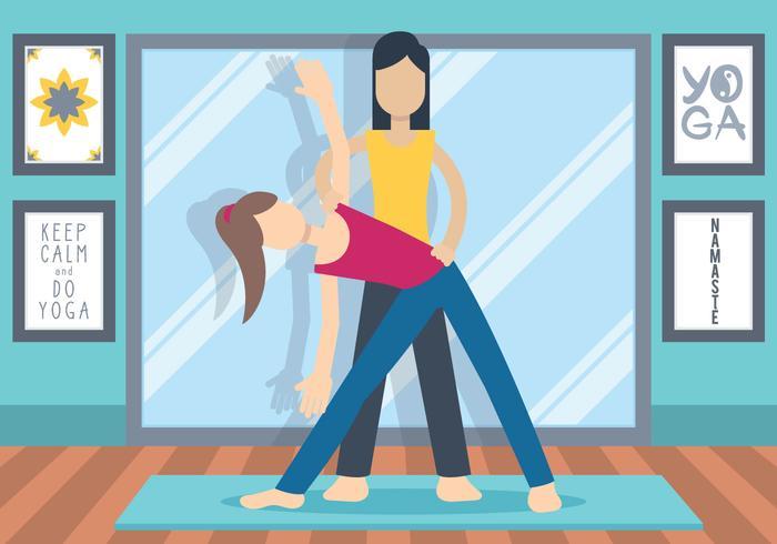 X free clip art. Calm clipart yoga teacher
