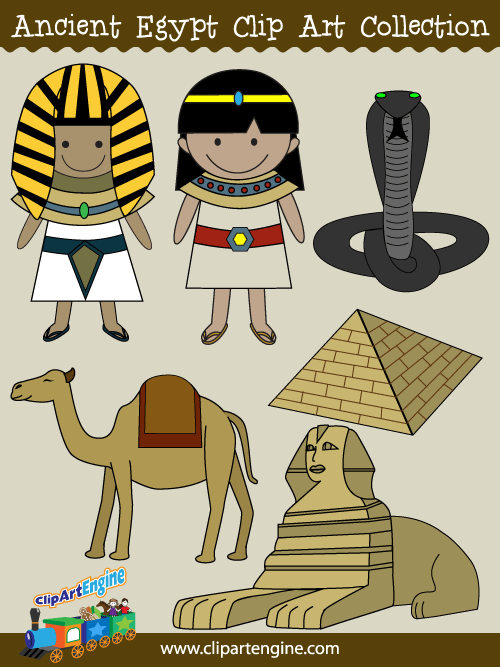 The royalty free vector. Camel clipart ancient egypt
