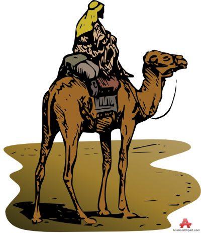 Clipartaz free collection man. Camel clipart arabian