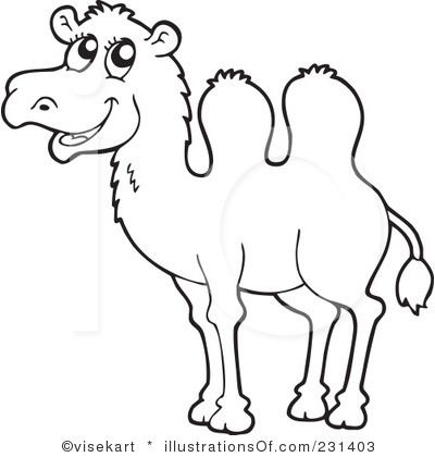 Camel clipart black and white. Peachy ideas clip art