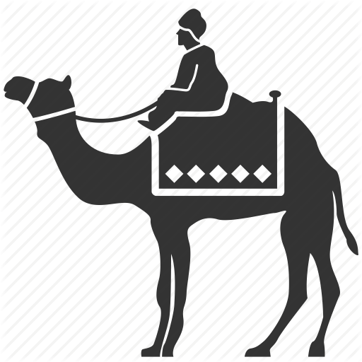 By siwat v rider. Camel clipart camel egyptian
