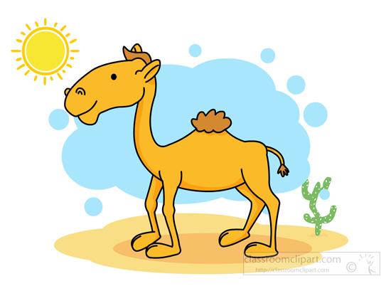 camel clipart desert camel