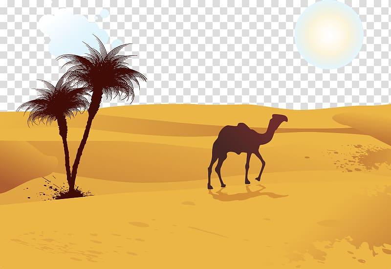 Camel clipart desert camel. On illustration computer file