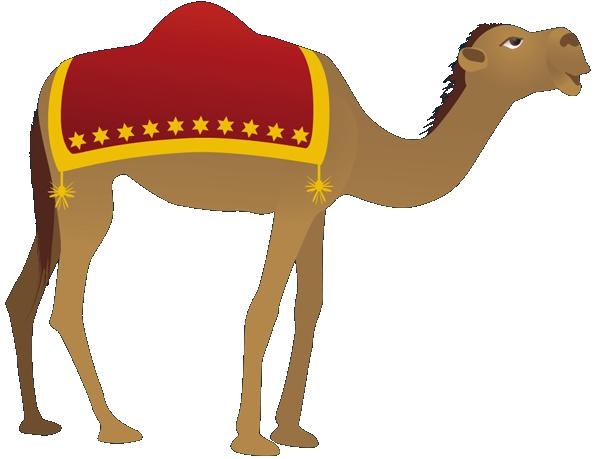 camel clipart nativity