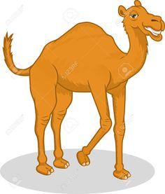 Clip art . Camel clipart she