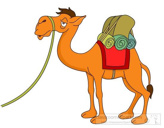 camel clipart transportation