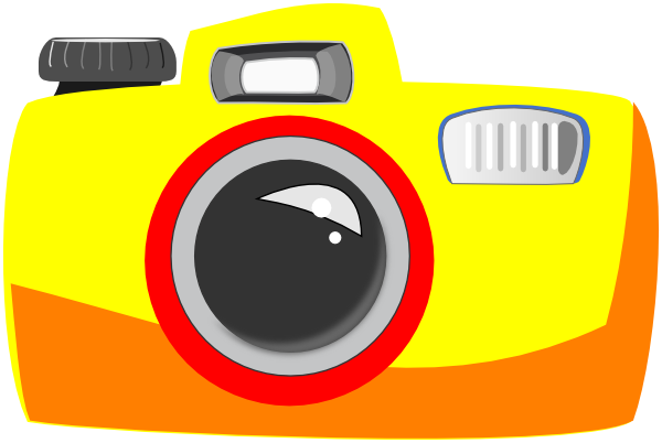 Camera clip art. Simple at clker com