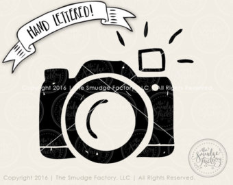 Camera clip art. Etsy svg cut file