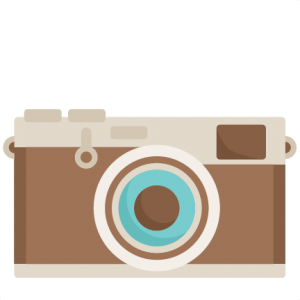 Camera clip art cute. Travel svg scrapbook cut