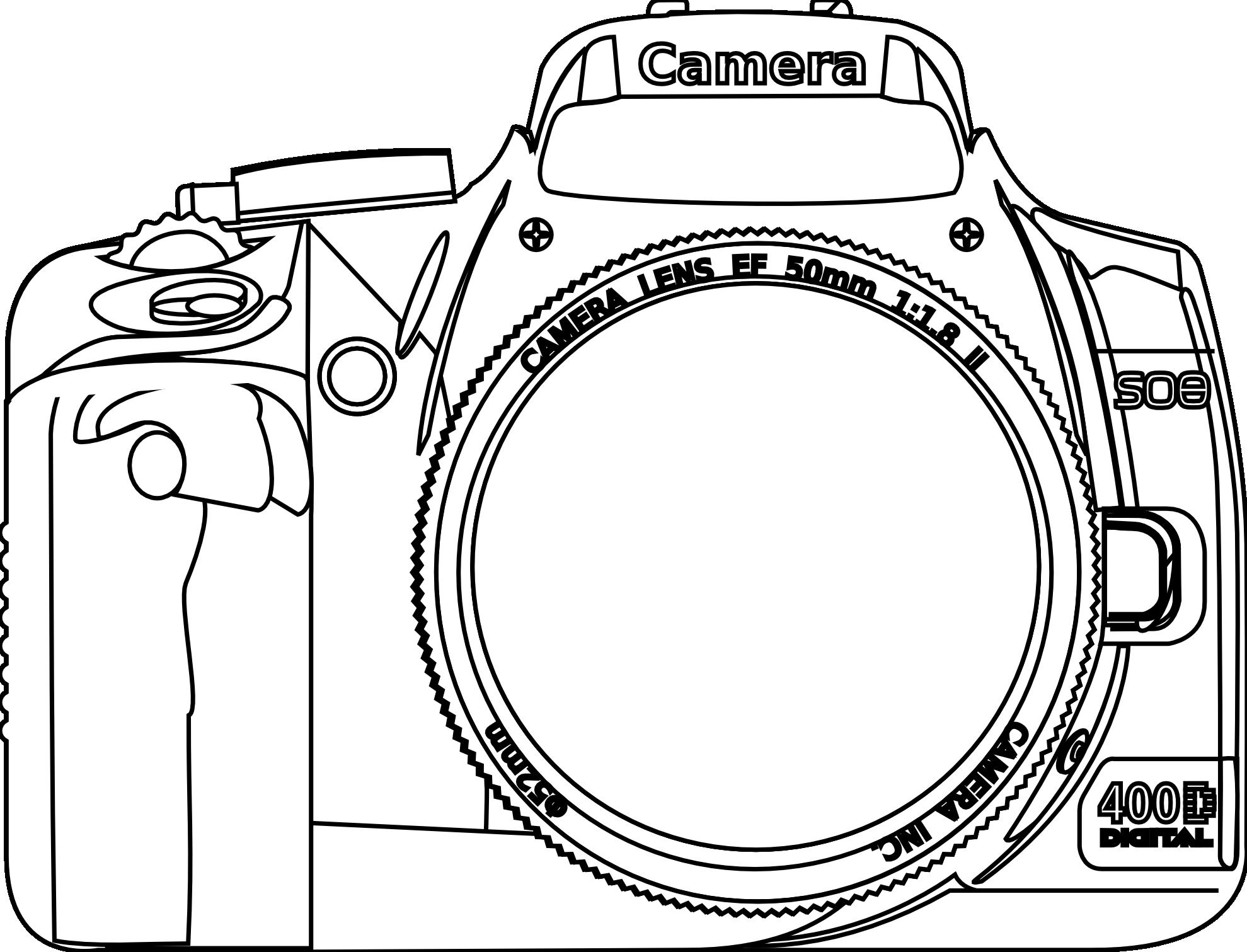 Nikon dslr camera pencil. Plane clipart tiger moth