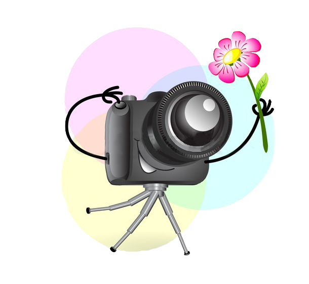 Royalty free drawing royaltyfree. Camera clip art flower