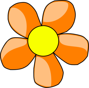 Illustration of free clipart. Camera clip art flower