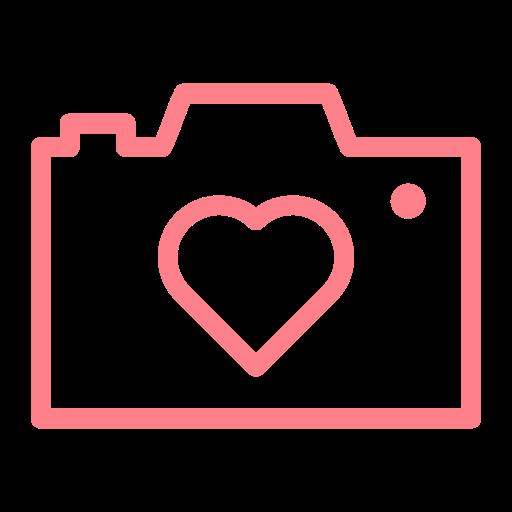 Love dating wedding valentine. Camera clip art heart
