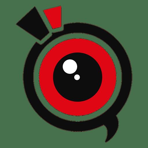 Camera vector png. Lens marketing logo transparent