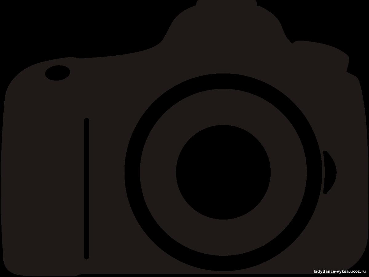 Clipart camera black and white. Logo photography digital slr