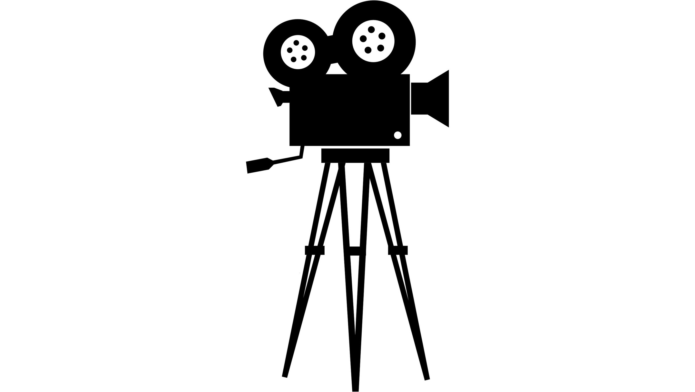 Image for movie clip. Camera clipart old time